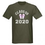 class of  flip flop tshirt