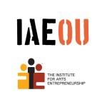 IAEOU logo for door page