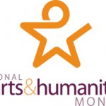 National Arts and Humanities Month is October