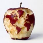 apple globe WupL